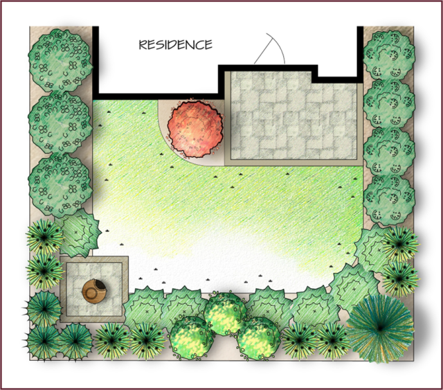 Landscape design not another gardening blog page 2 for Garden design questions