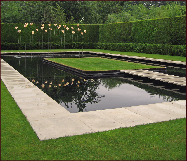 Kiftsgate Water Garden. Photo: Marny Estep