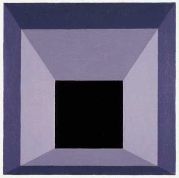 Joseph Albers square.