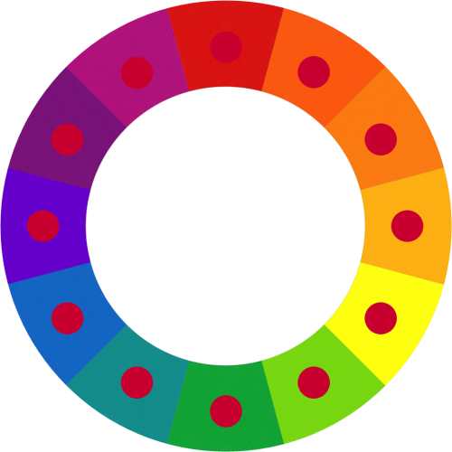 sc - colour wheel